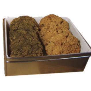 Combo Cookie Tin $32.00